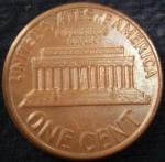 monedas de America - Estados Unidos -  1974 (Reverso)
