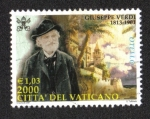Stamps Vatican City -  Verdi, Giusappe