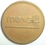 monedas del Mundo : America : México :  (Anverso) Token
