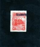 Stamps America - Nicaragua -  descubrimiento de  america
