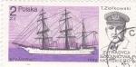 Sellos de Europa - Polonia -  navegante-