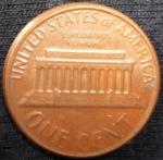 monedas de America - Estados Unidos -  1977 (Reverso)
