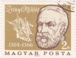Stamps Hungary -  Zrinyi Miklós- noble