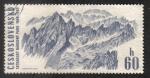 Sellos del Mundo : Europa : Checoslovaquia : Parque Nacional de los Tatras