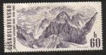 Sellos de Europa - Checoslovaquia -  Parque Nacional de los Tatras