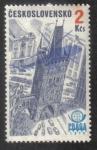 Sellos de Europa - Checoslovaquia -  Correo Aéreo