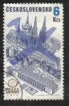 Sellos del Mundo : Europa : Checoslovaquia : Correo Aéreo