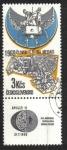 Sellos del Mundo : Europa : Checoslovaquia : El Hombre en La Luna
