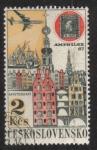 Stamps Czechoslovakia -  Exposición de sellos