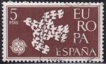Sellos de Europa - Espa�a -  paloma