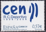 Stamps Spain -  R.C. Deportivo