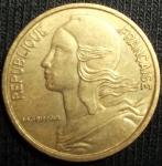 monedas de Europa - Francia -  1970 (Anverso)