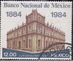 Sellos de America - México -  Banco Nacional de Mexico