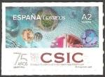 Sellos del Mundo : Europa : España : 4931 - 75 Anivº CSIC