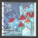 Stamps Germany -  Pais de sueño