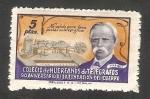 Stamps Spain -  Colegio de Huérfanos de Telégrafos, 90 anivº de la fundación del Cuerpo
