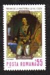 Sellos del Mundo : Europa : Rumania :  150 años desde el nacimiento de Alexandru I. Cuza