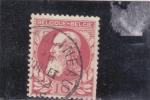 Sellos de Europa - Bélgica -  Leopoldo II