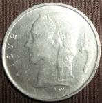 monedas de Europa - Bélgica -  1972 (Anverso)