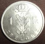monedas de Europa - Bélgica -  1980 (Reverso)