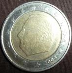 monedas de Europa - Bélgica -  2003 (Anverso)