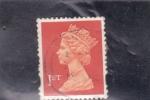 Stamps : Europe : United_Kingdom :  ISABEL II