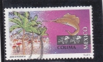 Stamps Mexico -  Colima