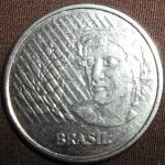 monedas de America - Brasil -  1996 (Anverso)