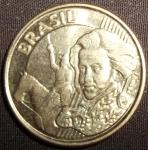monedas de America - Brasil -  2011 (Anverso)