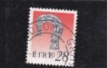 Stamps : Europe : Ireland :  artesanía medieval