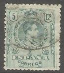 Sellos de Europa - España -  268 - Alfonso XIII