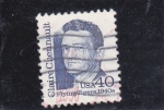 Stamps United States -  Claire Chennault