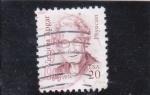 Stamps United States -  Virginia Apgar 1909-1974