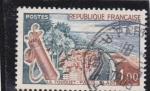 Stamps France -  Le Touquet- Paris
