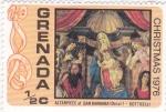 Sellos de America - Granada -  Christmas.76