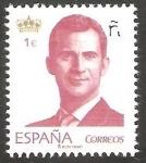 Stamps Europe - Spain -  4937 - Rey Felipe VI