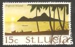 Sellos del Mundo : America : Santa_Lucía : 266 - Isla de Pigeon