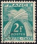 Stamps France -  Chiffre Taxe