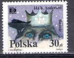 Sellos del Mundo : Europa : Polonia :  Cuentos de Hans Christian Andersen
