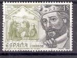 Stamps Spain -  Escuela de Traductores de Toledo