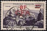 Sellos de Europa - Francia -  Pic du Midi