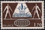 Sellos de Europa - Francia -  XXX Aniversario de la declaración de los derechos Humanos