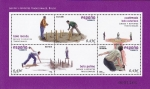 Stamps Spain -  HB - Juegos y deportes tradicionales