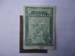 Sellos de America - Guatemala -  Fray Bartolomé de las Casas