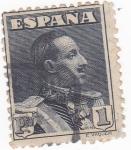 Sellos de Europa - España -  321 - Alfonso XIII