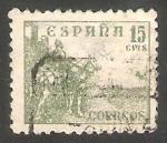 Stamps Spain -  819 - El Cid
