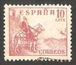 Sellos de Europa - España -  1045 - El Cid