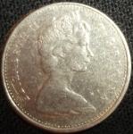 monedas de America - Canadá -  1975 (Anverso)