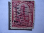 Stamps Guatemala -  Monolitoi Quirigua - U.P.U. 1931