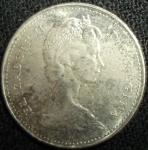 monedas de America - Canadá -  1977 (Anverso)